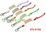 Coil leash