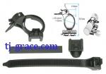 Bike ladder strap