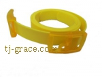 Silicone belt with multi color